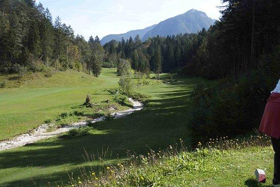 Bovec, Eslovenia: La # 8 Dal Tee e la # 9
