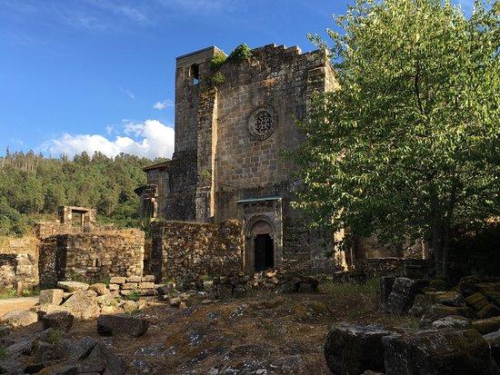 O Monasterio de Carboeiro