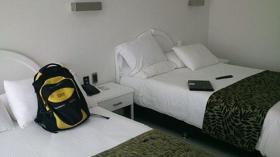 Club Campestre Bucaramanga: Relax & work