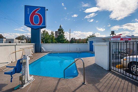 Motel 6 Walla Walla : Pool