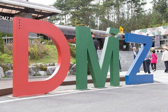 Paju, Corea del Sur: DMZ sign