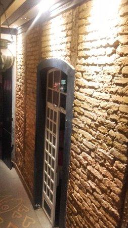 Picolino: Hall de entrada