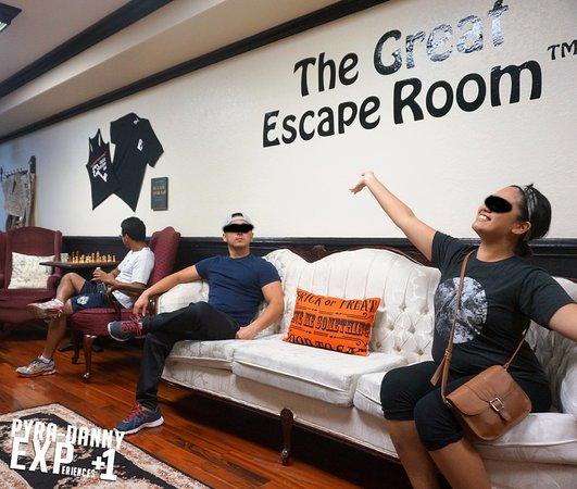 Escape Room Phot Props