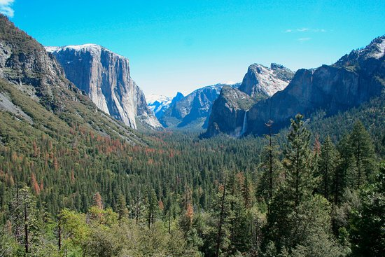 Coarsegold, Калифорния: Just a short drive to Yosemite National Park