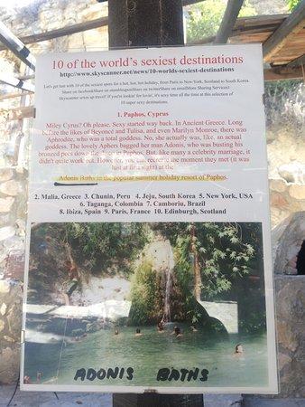 Adonis Baths Water Falls: photo2.jpg