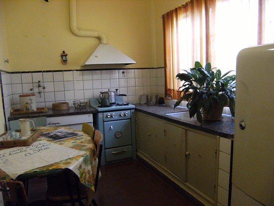 Cruz del Eje, Argentinien: La pequeña cocina