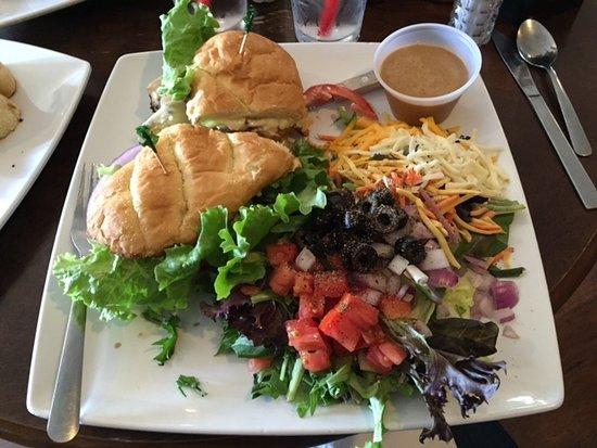 Fortuna, Kalifornien: Santa Fe Chicken Sandwich