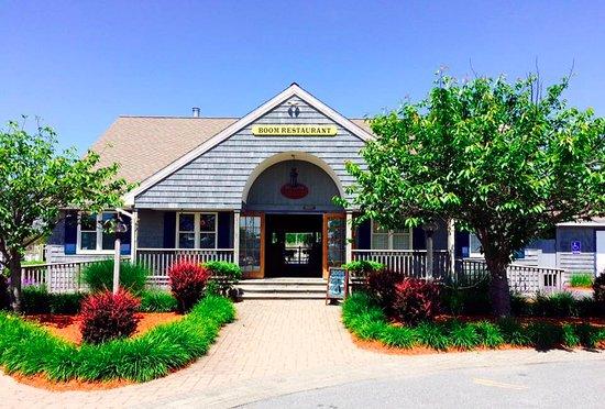 Westbrook, CT: Boom Restaurant