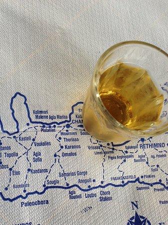 Livadia, Grecia: Lokatie Kanbos aan de west kust