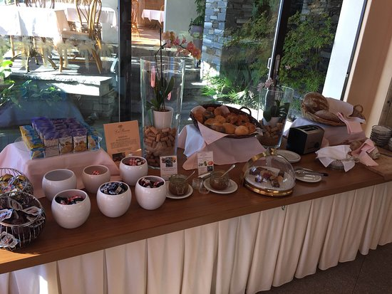 Ronco sopra Ascona, Szwajcaria: Assortiments pour le Petit-déjeuner