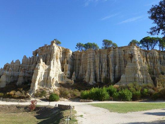 Ille-sur-Tet, Fransa: Le chemin de découverte des orgues