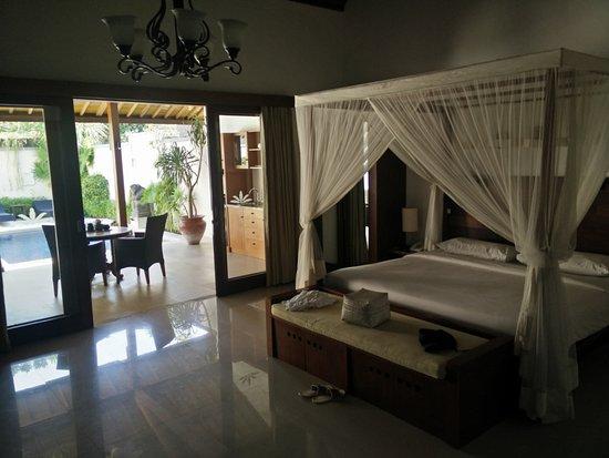 Puri Mas Boutique Resort & Spa: Private pool villa