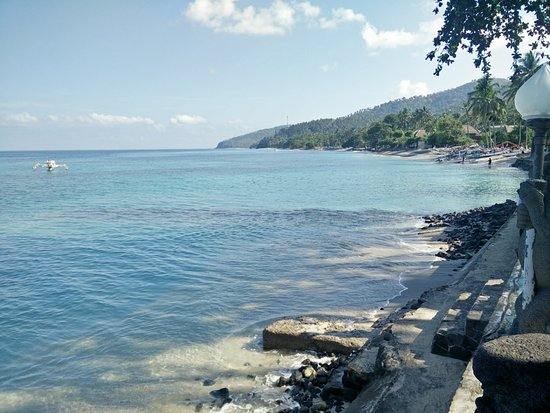 Puri Mas Boutique Resort & Spa: Beach