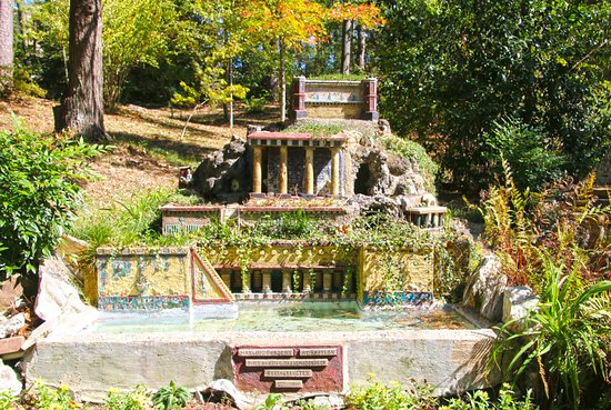 Gardens By Maria: Babylonian Gardens At The Grotto