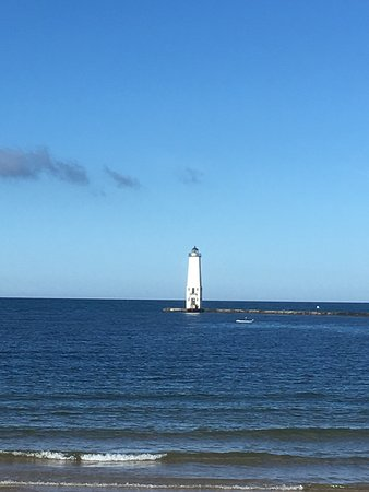 Frankfort, MI: 2 by Sunset and one morning light 😁