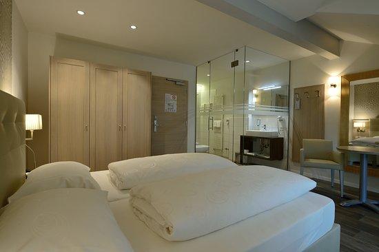 Hotel Teutschhaus : Doppelzimmer Superior