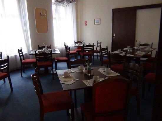 Tulip Inn Vienna Thueringer Hof: Ресторан