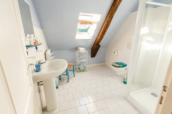 Semblancay, Prancis: Chambre Du Bellay, 2 lits simples