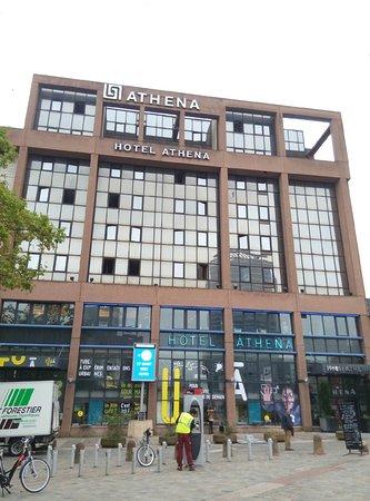 Hotel Athena Part Dieu