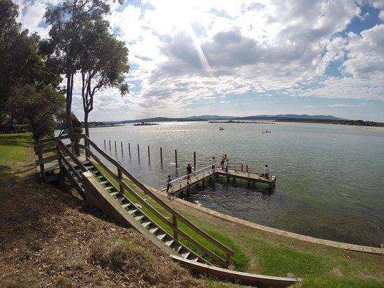 Eden, أستراليا: Eden Light to Light Walk