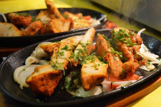 Chicken tikka picture of jasmine indian cuisine for Jasmine cuisine