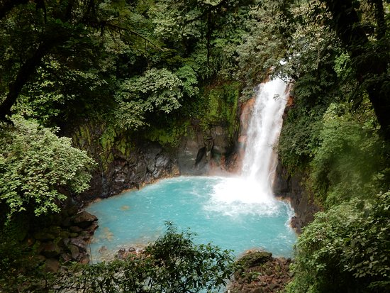 Tenorio Volcano National Park照片