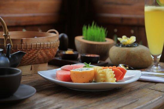 madani antique villas delicious food beverages