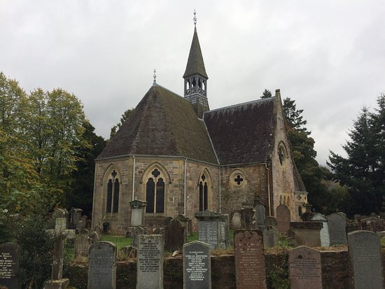 Luss Parish Church