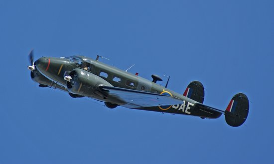Mount Hope, كندا: Beech 18 giving rides
