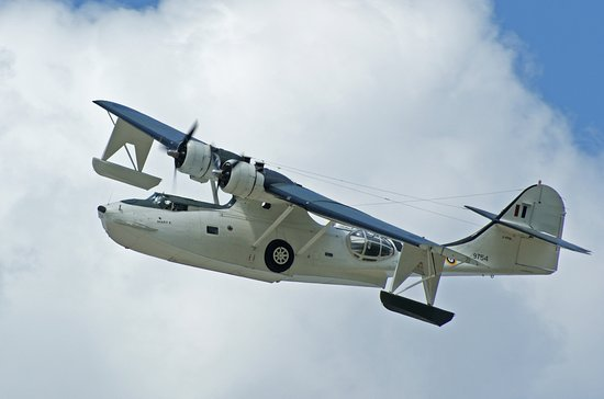 Mount Hope, Canadá: PBY Canso maritime patrol aircraft