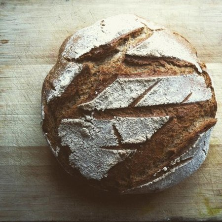 Ashford, Коннектикут: Homemade Bread