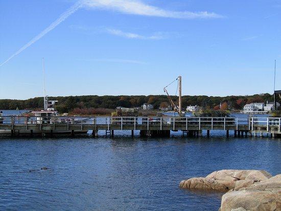 Cape Porpoise, ME: the pier