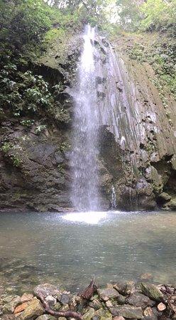 Puerto Jimenez, Costa Rica: Catarata en MataPalo.