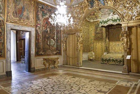 Museo Nazionale di Palazzo Mansi: Interno