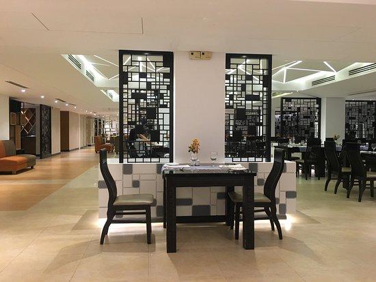 Grandiose Restaurant Dhaka Regency Hotel Resort