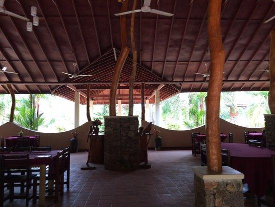 Puttalam, Sri Lanka: recepcion, comedor