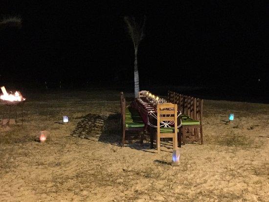 Изабела, Эквадор: Los mejores momentos con tus amigos en las playas de Isabela acompañada de una buena cena te las