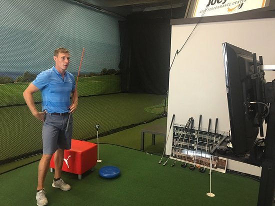 Joey D Golf Sports Training Center