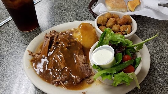 Marble Falls, TX: pot roast
