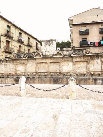 Daroca, Spain: Fuente de los 20 caños