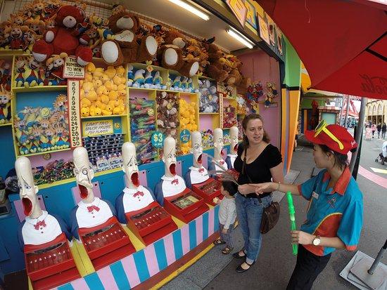 Milsons Point, Avustralya: Luna Park Sydney