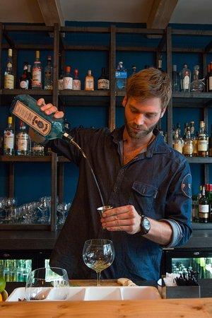 Den Burg, Países Bajos: Gin Tonic