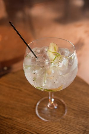 Den Burg, Holland: Gin Tonic