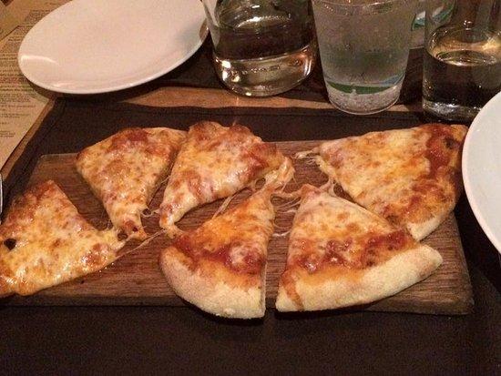 Mills River, Carolina del Norte: Kids Pizza