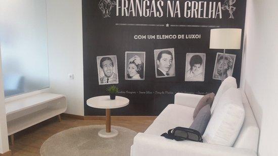 Porto Coliseum Hotel: Habitación de luxe