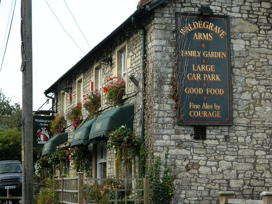 East Harptree, UK: Waldegrave Arms