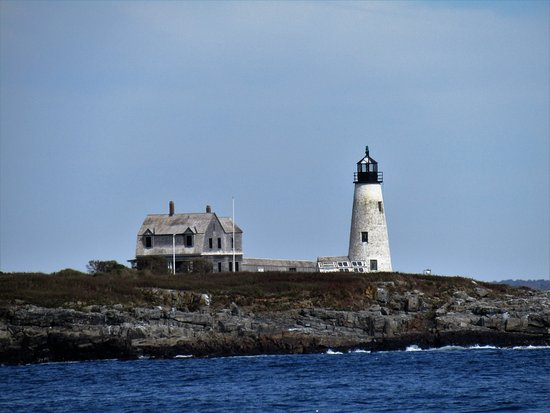 Biddeford Pool, ME: Wood Island Light House