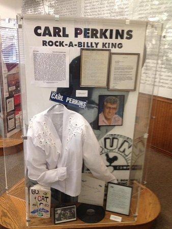 Brownsville, TN: Carl Perkins