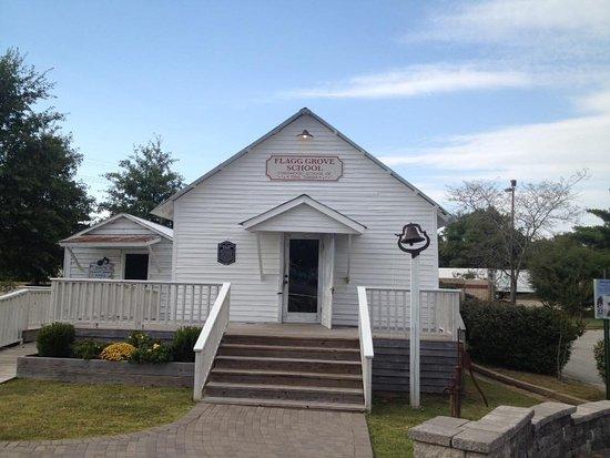 Brownsville, TN: Scuola di Tina Turner