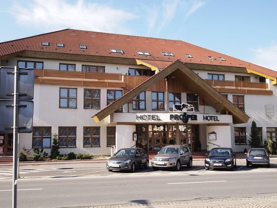 Celadna, Czech Republic: Hotel Prosper - Čeladná
